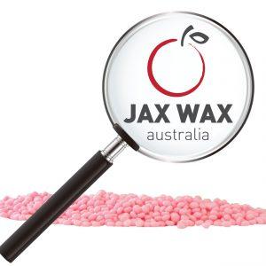 Jax Wax Australia -Under the microscope