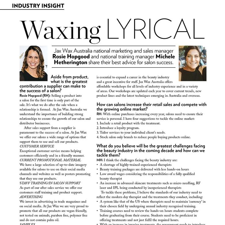 Professional Beauty Magazine Feb 18