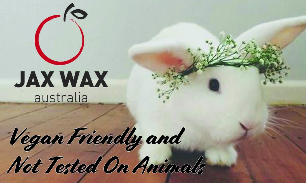 Jax Wax Vegan and Cruelty Free