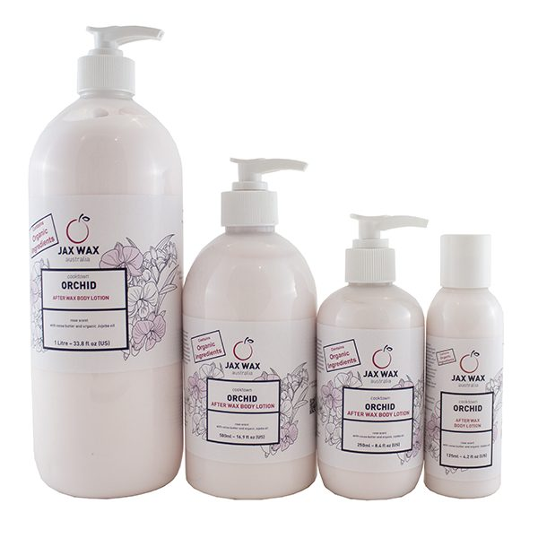 Cooktown Orchid Lotion